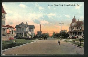 AK Norfolk, VA, Street View, Park Place