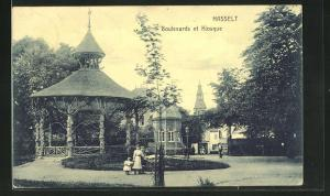AK Hasselt, Boulevards et Kiosque