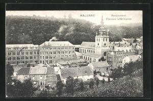 AK Malonne, Pensionnat Classes inférieures, Panorama