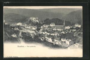 AK Bouillon, Vue générale, Panoram des Ortes