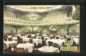 AK Buffalo, NY, Hotel Buffalo, Arbor Dining Room