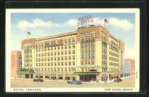 AK Fort Wayne, IN, Hotel Indiana