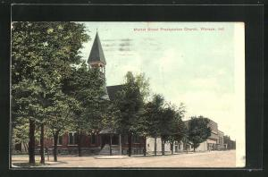 AK Warsaw, IN, Market Street Presbyterian