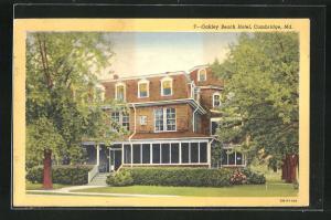 AK Cambridge, MD, Oakley Beach Hotel