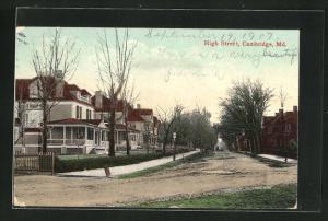 AK Cambridge, MD, View of High Street