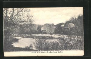 AK Lesse, Le Moulin de Walzin