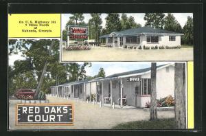 AK Nahunta, Red Oaks Court