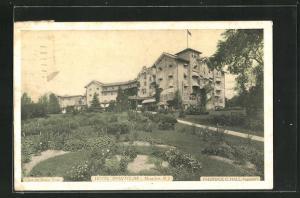 AK Montclair, NJ, Hotel Montclair & Park