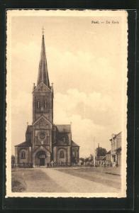AK Pael, Blick zur Kirche