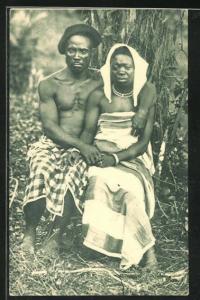 AK Guinea Continental, Idilio conyugal entre la fronda