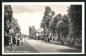AK Glanerburg, Grens-overgang