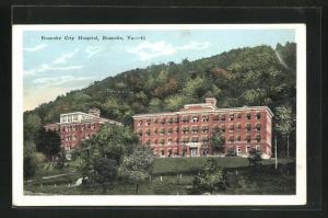 AK Roanoke, VA, Roanoke City Hospital