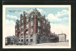 AK Cincinnati, OH, Central Union Depot