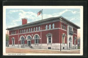 AK Akron, OH, Post office