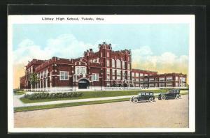 AK Toledo, OH, Libbey High School