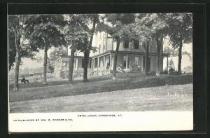 AK Vergennes, VT, Hotel Lenox