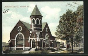 AK Rutland, VT, Methodist Church