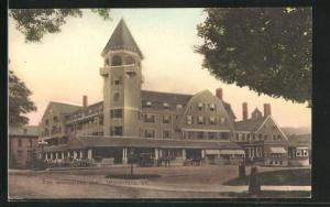 AK Woodstock, VT, The Woodstock Inn Hotel