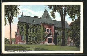 AK Brattleboro, VT, High School