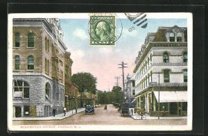 AK Passaic, NJ, Bloomfield Avenue