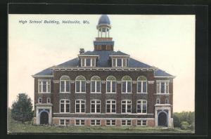 AK Neillsville, WI, High School Building