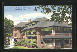 AK Birmingham, AL, South Highlands Infirmary