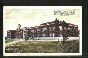 AK Bogalusa, LA, High School