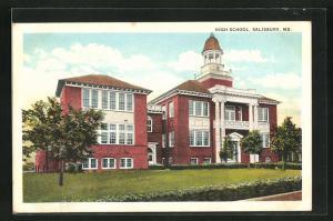 AK Salisbury, MD, High School