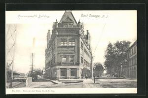 AK East Orange, NJ, Commonwealth Building