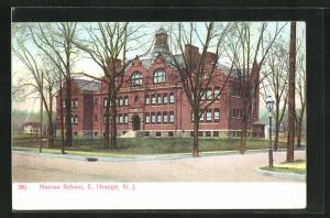 AK East Orange, NJ, Nassau School