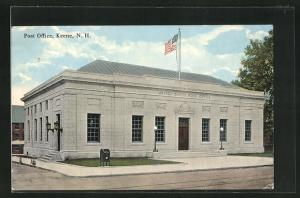 AK Keene, NH, Post Office
