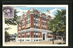 AK Birmingham, AL, The News Building