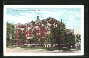 AK Birmingham, AL, Hillman Hospital