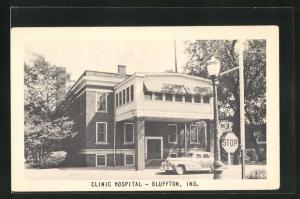 AK Bluffton, IN, Clinic Hospital