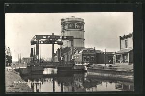 AK Eindhoven, Blick zum Gashouder