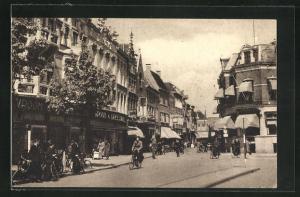 AK Deventer, Brink met Korte Bisschopstraat
