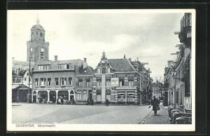 AK Deventer, geschäfte auf dem Stroomarkt