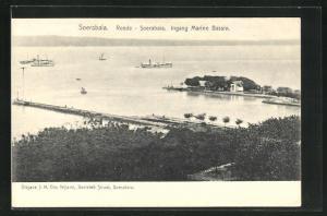 AK Soerabia, Ingang Marine Bassin