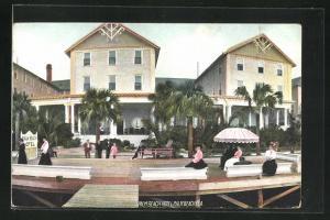 AK Palm Beach, FL, Palm Beach Hotel mit Gästen