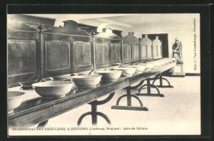 AK Heusden, Pensionnat des Ursulines, Salle de Toilette