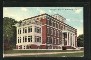 AK Waterbury, CT, New Hospital, Krankenhaus