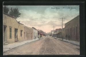 AK Tucson, AZ, Meyer Street