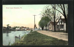 AK Swanton, VT, Houses at River Lane