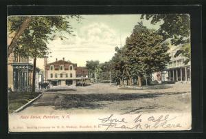 AK Henniker, NH, View in Main Street