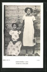 AK Kogo, Mujeres de la Tribu Kombe, Frauen