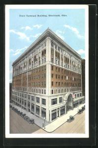 AK Cincinnati, OH, Dixie Terminal Building