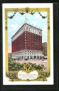 AK Columbus, OH, Hotel Deshler