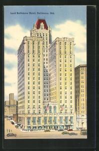 AK Baltimore, MD, Lord Baltimore Hotel