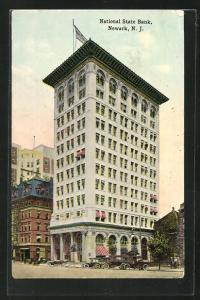 AK Newark, NJ, National State Bank