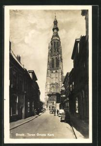AK Breda, Toren Groote Kerk